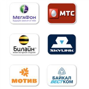 Операторы сотовой связи Цуриба